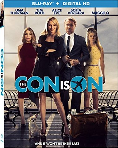 The Con Is On (2018) Blu-ray