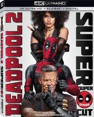 Deadpool 2 4k Blu Ray Super Duper Cut