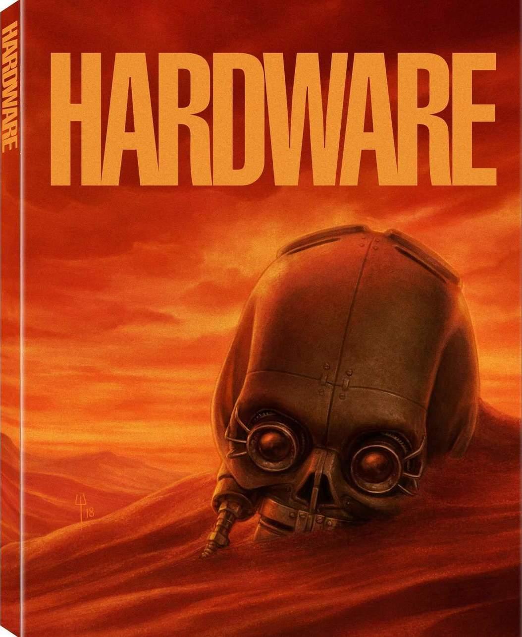 Ronin Flix: 4K Remaster of Richard Stanley's Hardware Coming to Blu
