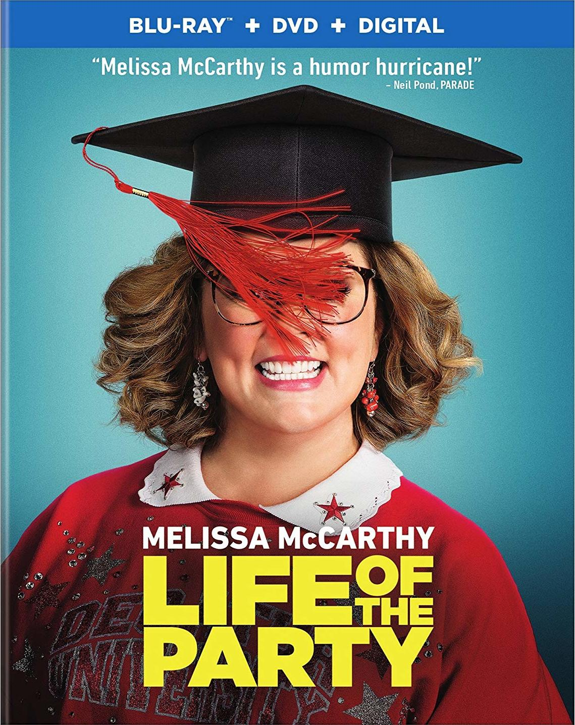 Life of the Party (Blu-ray)(Region Free)