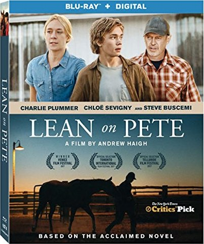 Lean on Pete (2017) Blu-ray