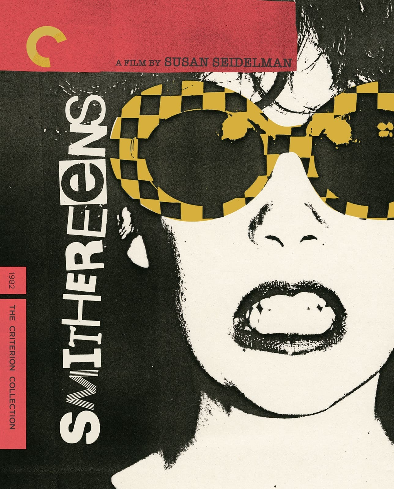 Smithereens (The Criterion Collection)(1982) Blu-ray