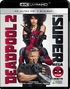 Deadpool 2 4K (Blu-ray)