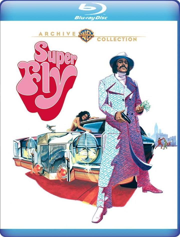 Super Fly (Warner Archive Collection)(1972) Blu-ray