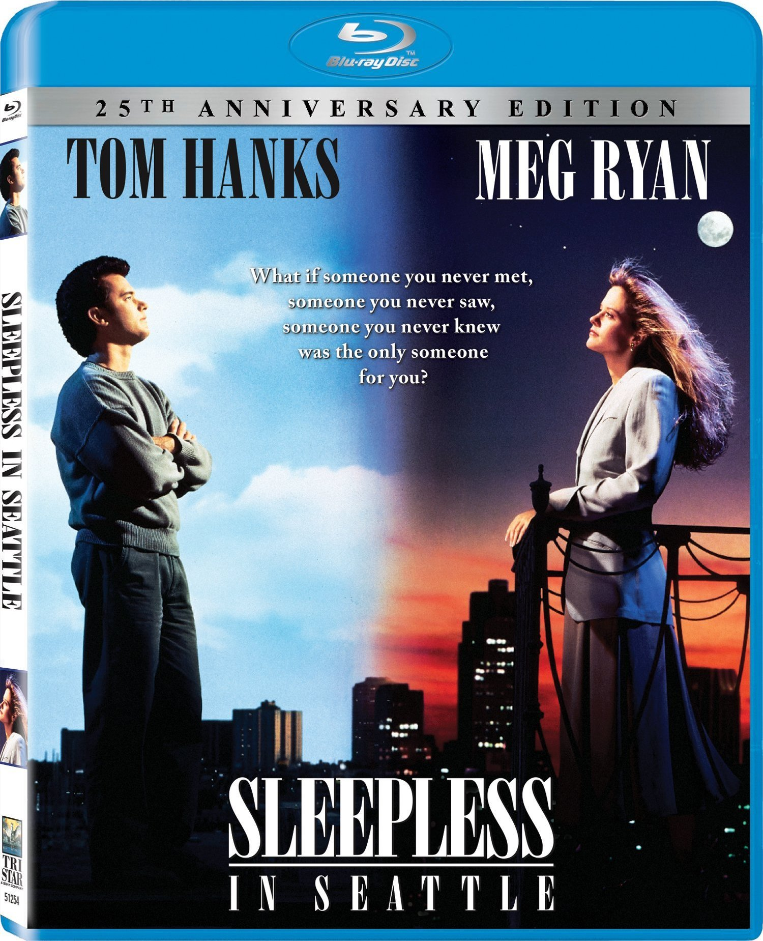 Sleepless in Seattle (25th Anniversary Edition)(1993) Blu-ray