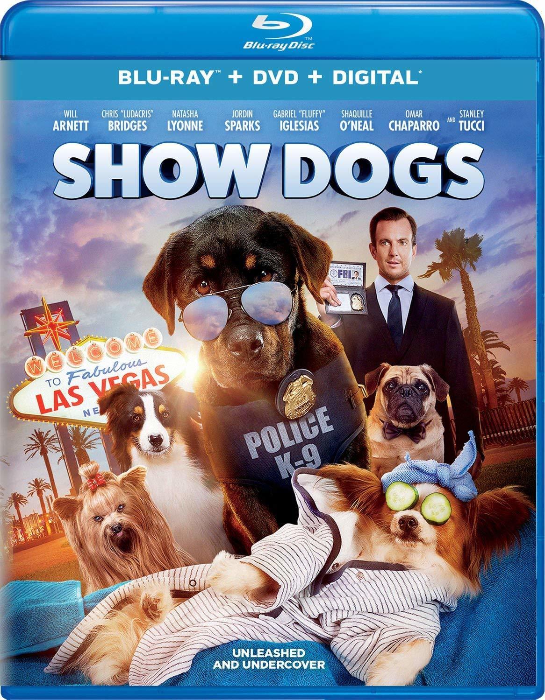 Show Dogs (Blu-ray)(Region Free)
