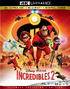 Incredibles 2 4K (Blu-ray)