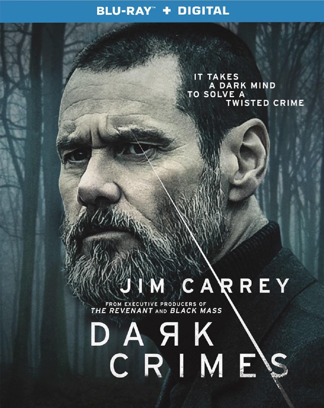 Dark Crimes (2018) Blu-ray