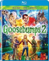 Goosebumps 2: Haunted Halloween Blu-ray Screenshots