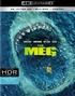 The Meg 4K (Blu-ray)