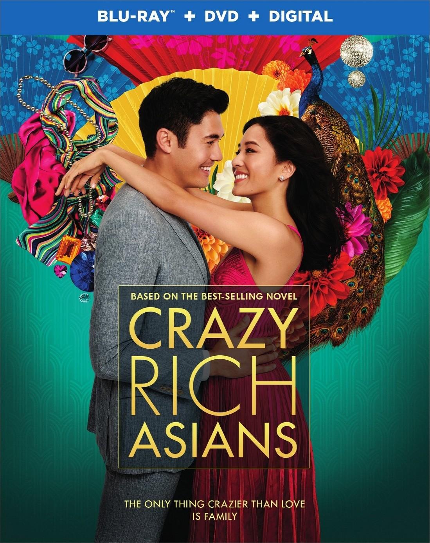 Crazy Rich Asians (Blu-ray)(Region Free)