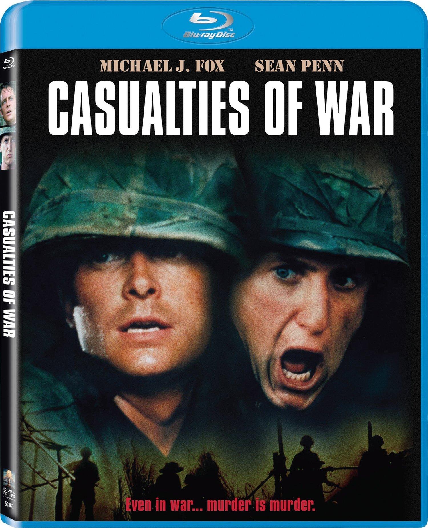 Casualties of War (1989) Blu-ray