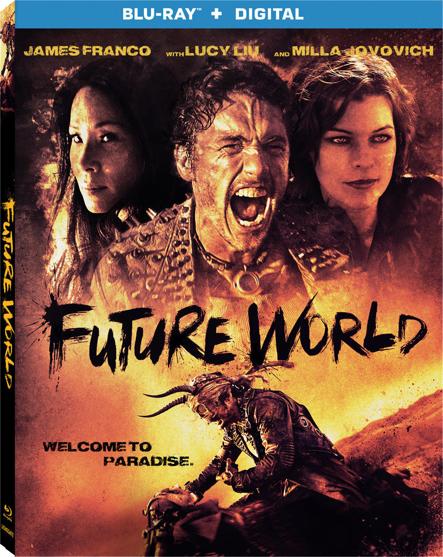 Future World (2018) Blu-ray