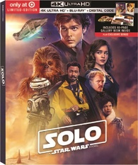 Solo A Star Wars Story 4k Blu Ray Release Date September 25 2018 Target Exclusive Digipack