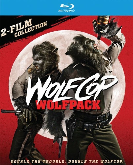WolfCop: WolfPack (2-Film Collection)(Blu-ray)(Region A)