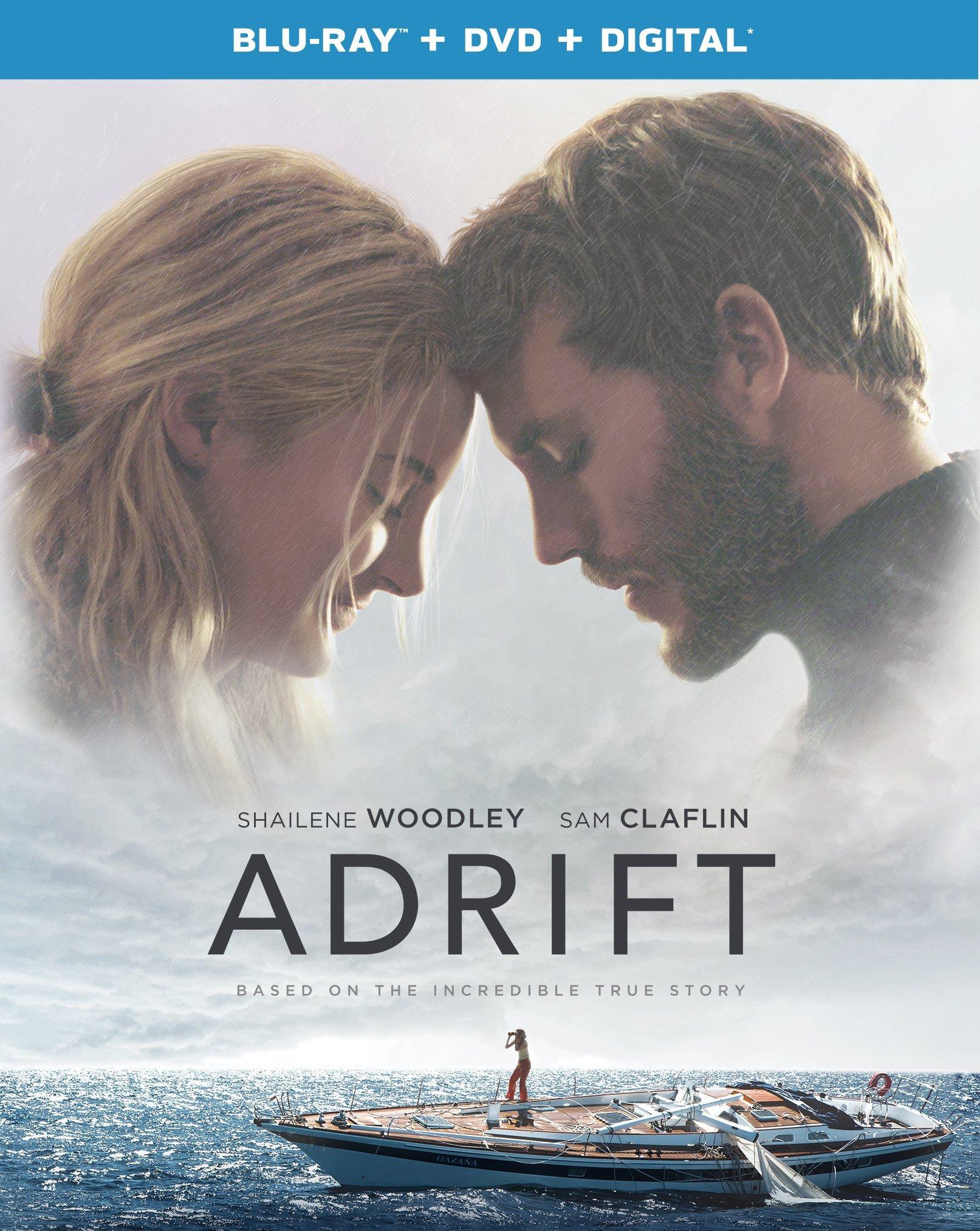 Adrift (Blu-ray)(Region A)