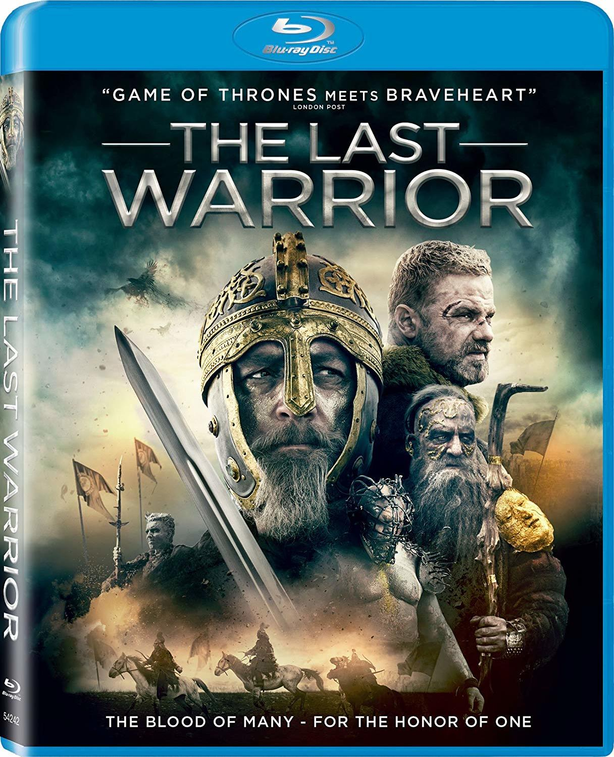 The Last Warrior (Blu-ray)(Region A)