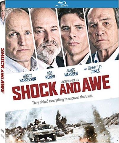 Shock and Awe (2017) Blu-ray