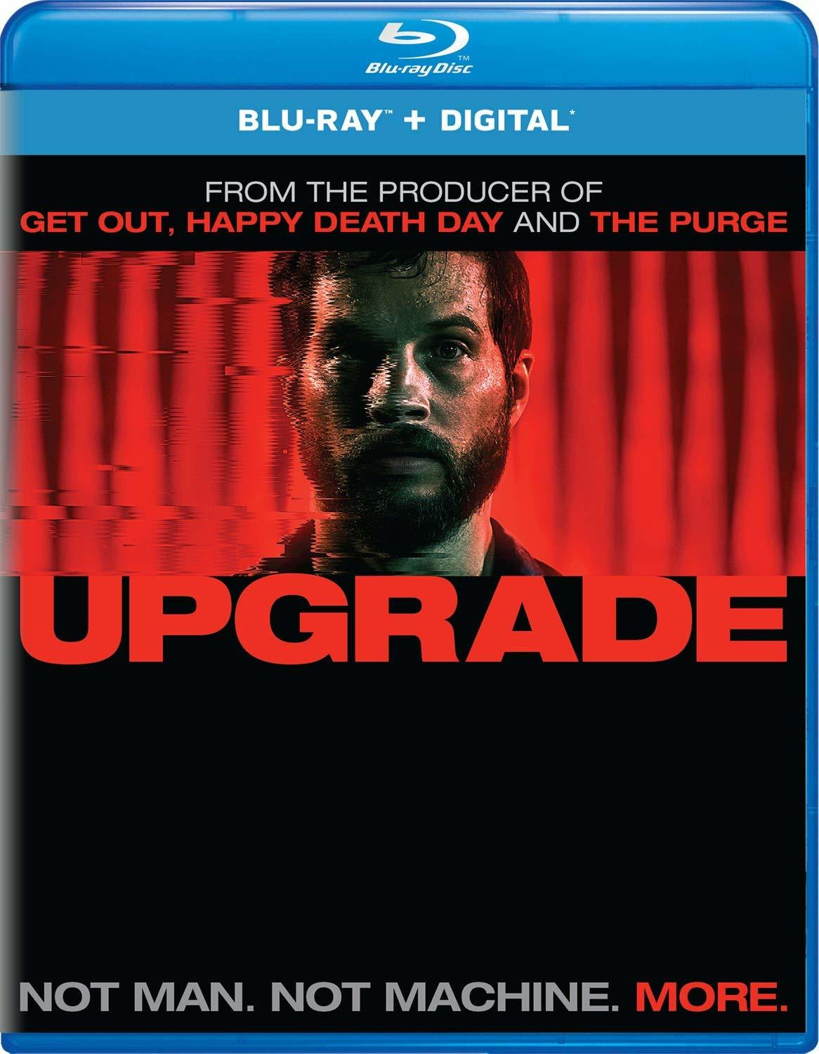 Upgrade (Blu-ray)(Region Free)