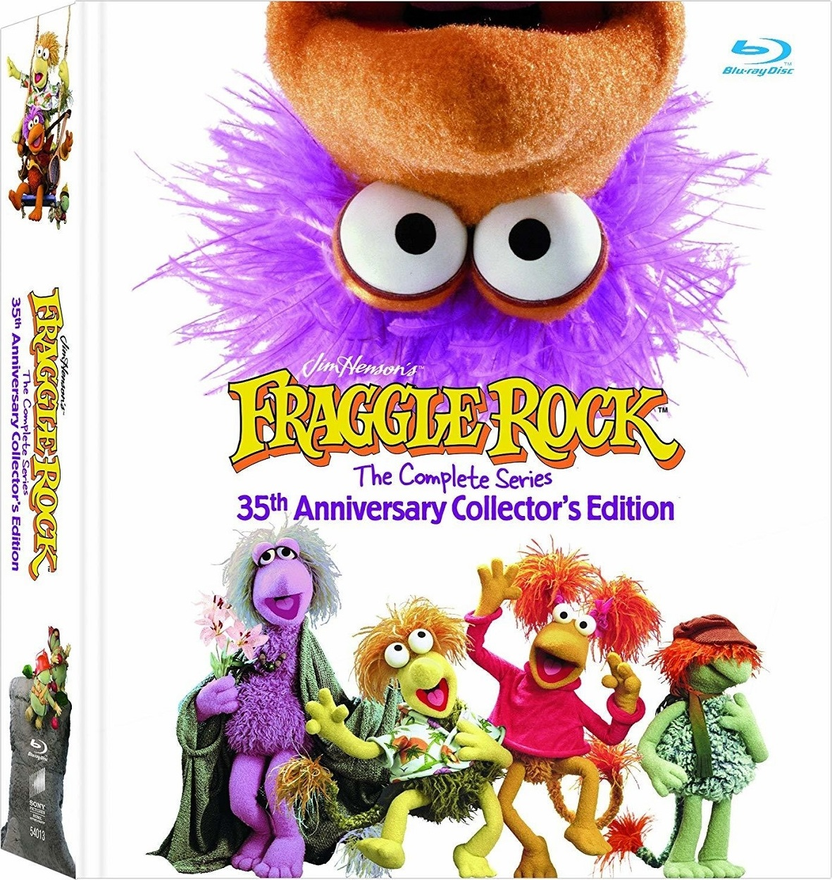 Fraggle Rock: The Complete Series (Blu-ray)(Region A)