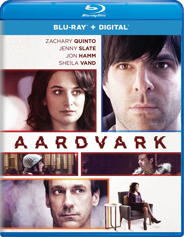 Aardvark (2018) Blu-ray