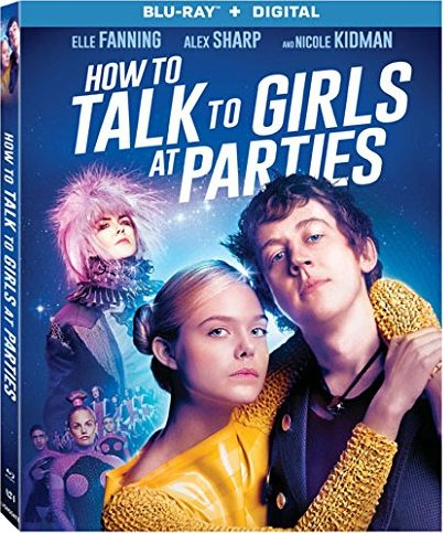 How to Talk to Girls at Parties (Blu-ray)(Region A)