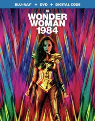 Wonder Woman 1984 (Blu-ray) Temporary cover art