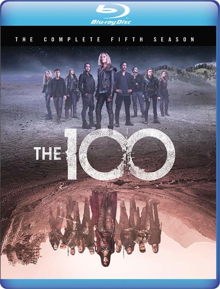 The 100: The Complete Fifth Season (Blu-ray)(Region Free)