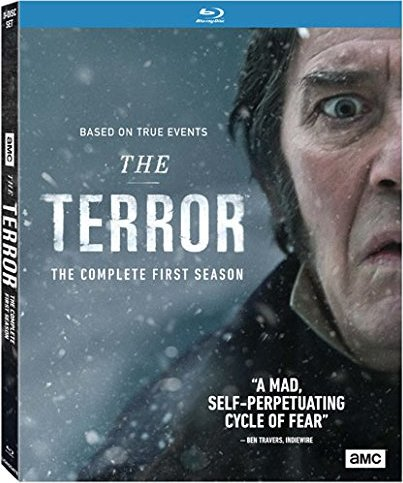 The Terror: The Complete First Season (TV) (2018) Blu-ray