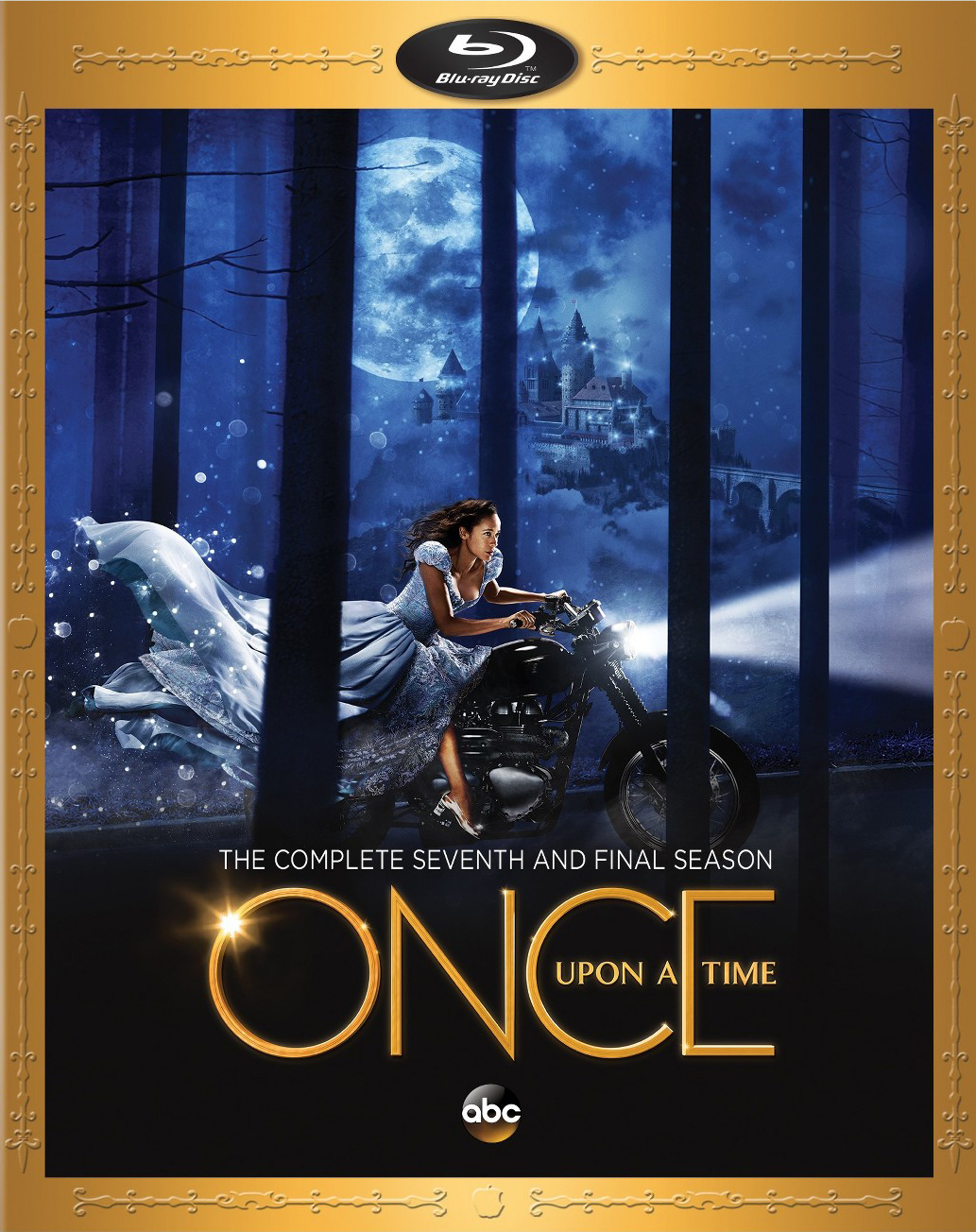 Once Upon a Time: The Complete Seventh Season (Blu-ray)(Region Free)