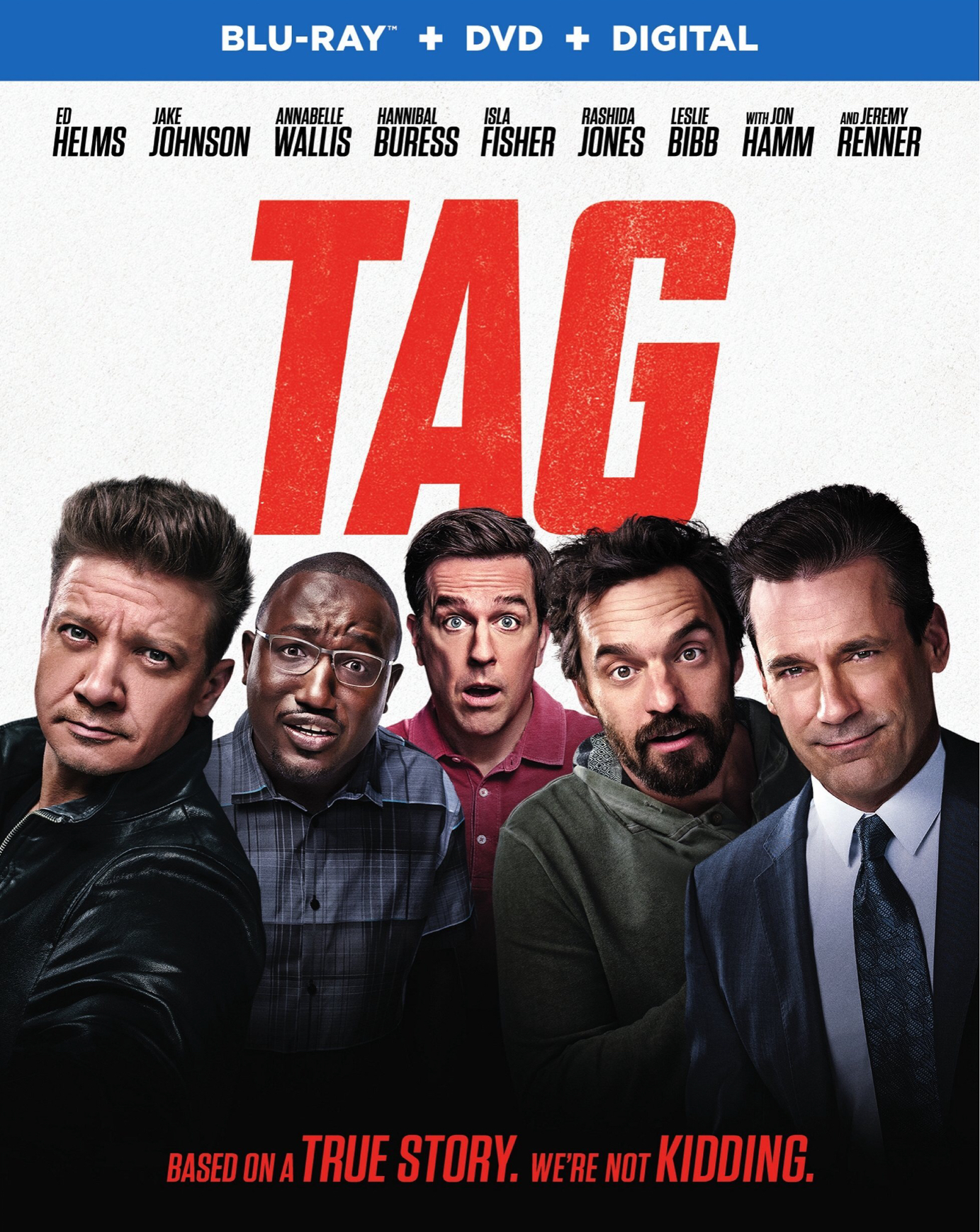 Tag (Blu-ray)(Region Free)