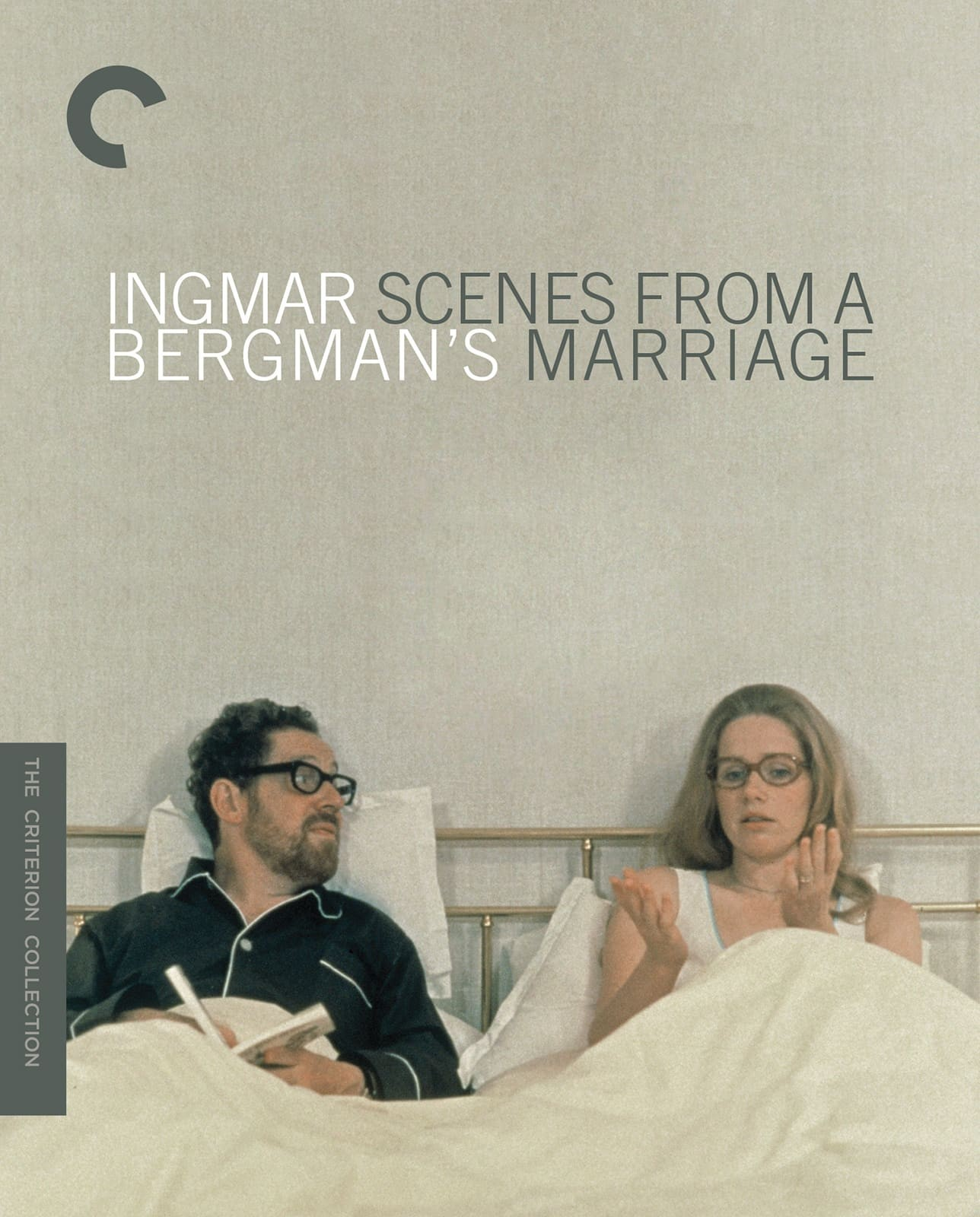 Scenes from a Marriage (The Criterion Collection)(Blu-ray)(Region A)