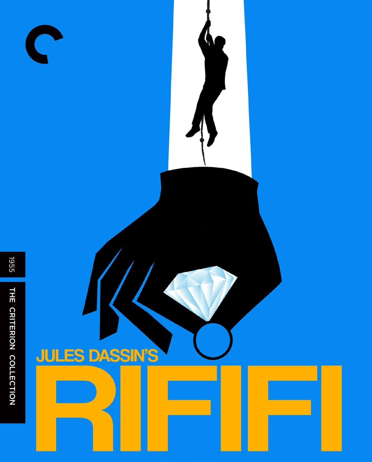 Rififi (The Criterion Collection)(Blu-ray)(Region A)