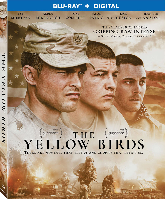 The Yellow Birds (Blu-ray)(Region A)