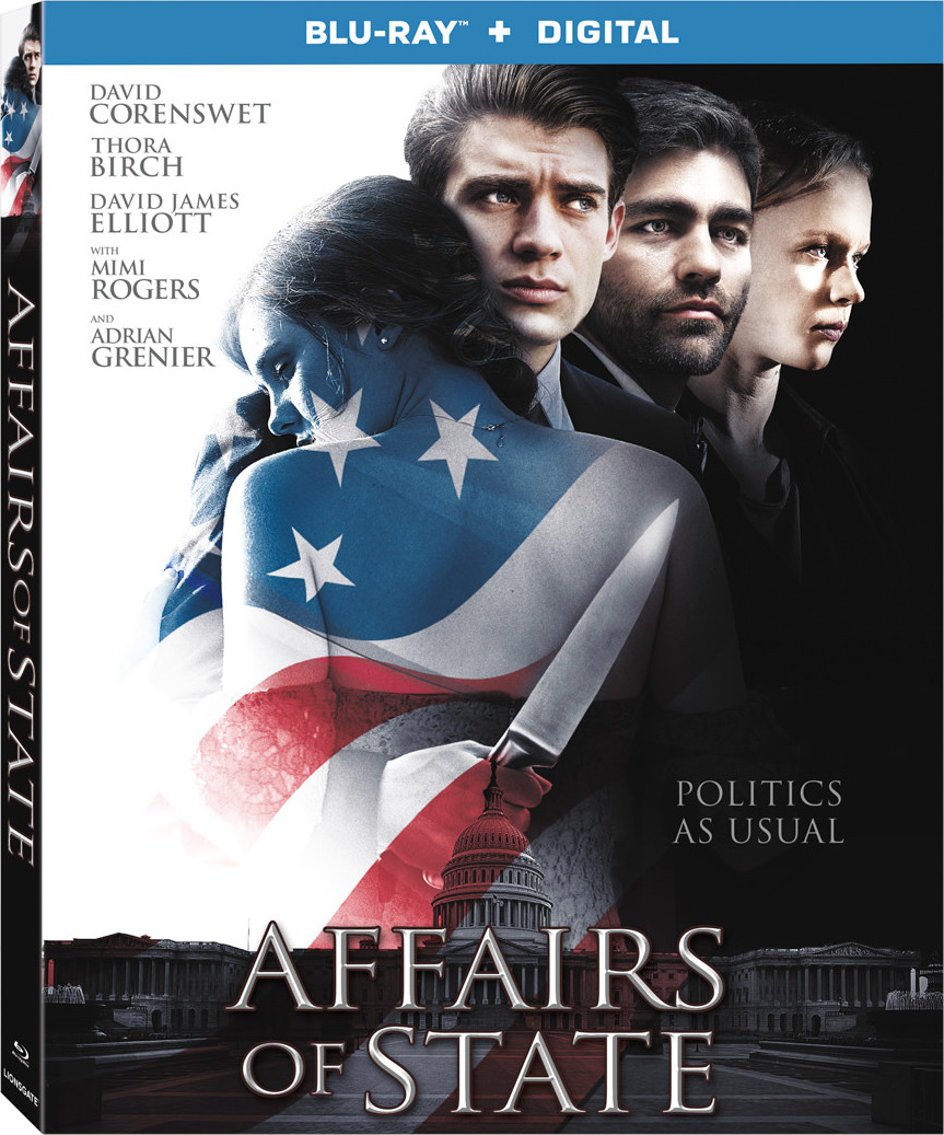 Affairs of State (Blu-ray)(Region A)
