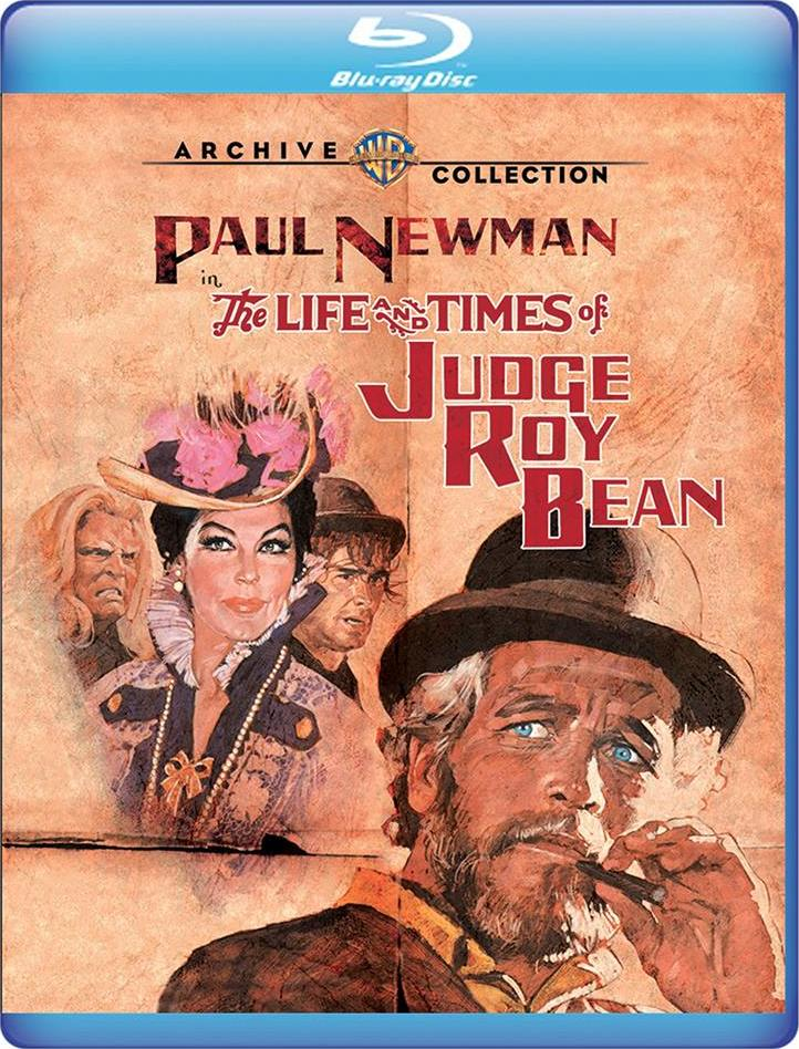 The Life and Times of Judge Roy Bean (Warner Archive Collection)(Blu-ray)(Region Free)