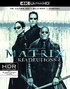 The Matrix Revolutions 4K (Blu-ray)