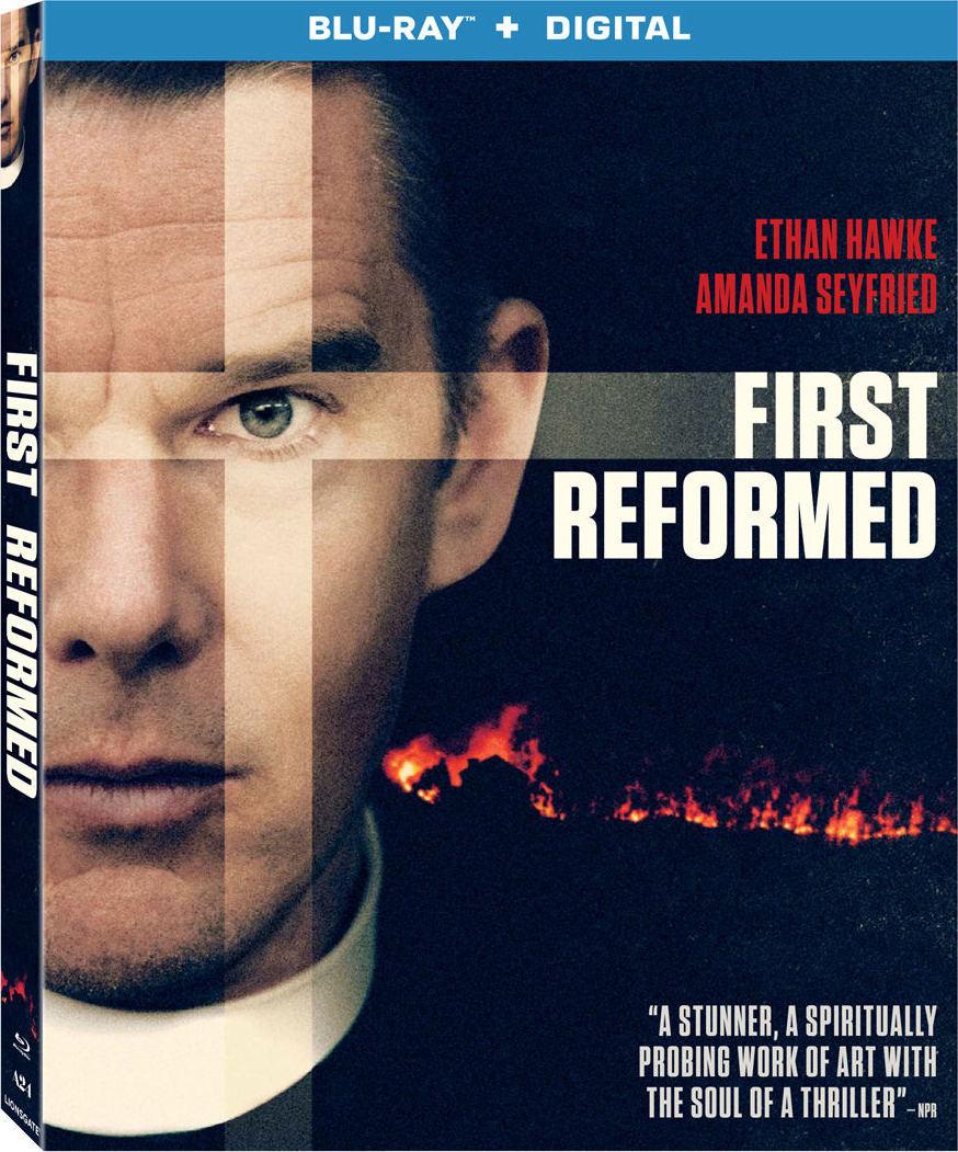 First Reformed (Blu-ray)(Region A)