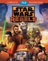 Star Wars Rebels: Complete Season Four (Blu-ray)