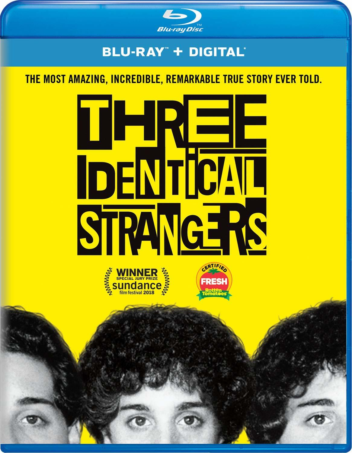 Three Identical Strangers (Blu-ray)(Region A)