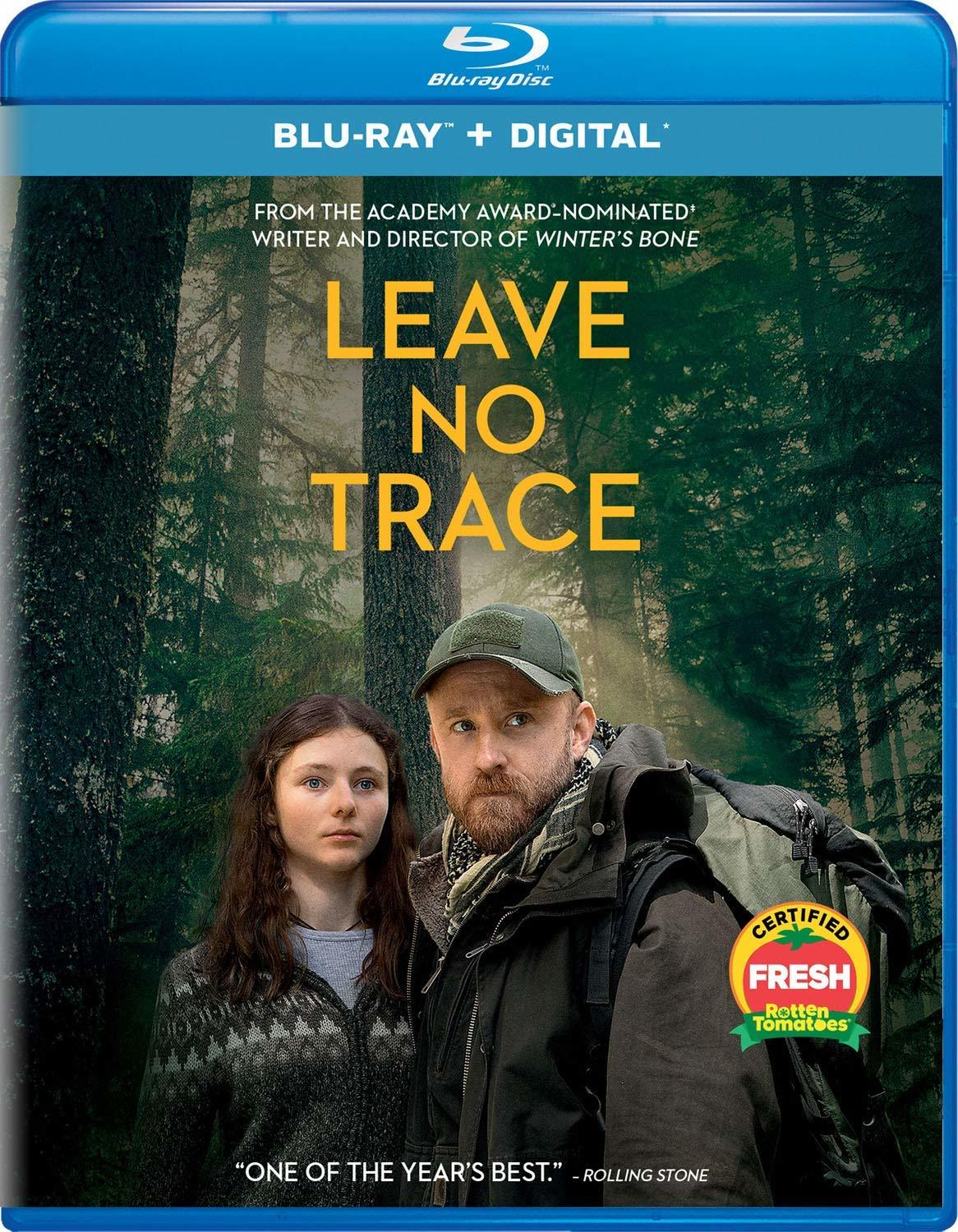 Leave No Trace (Blu-ray)(Region A)