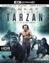The Legend of Tarzan 4K (Blu-ray)
