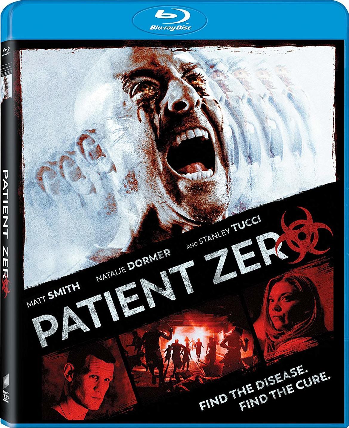 Patient Zero (Blu-ray)(Region A)