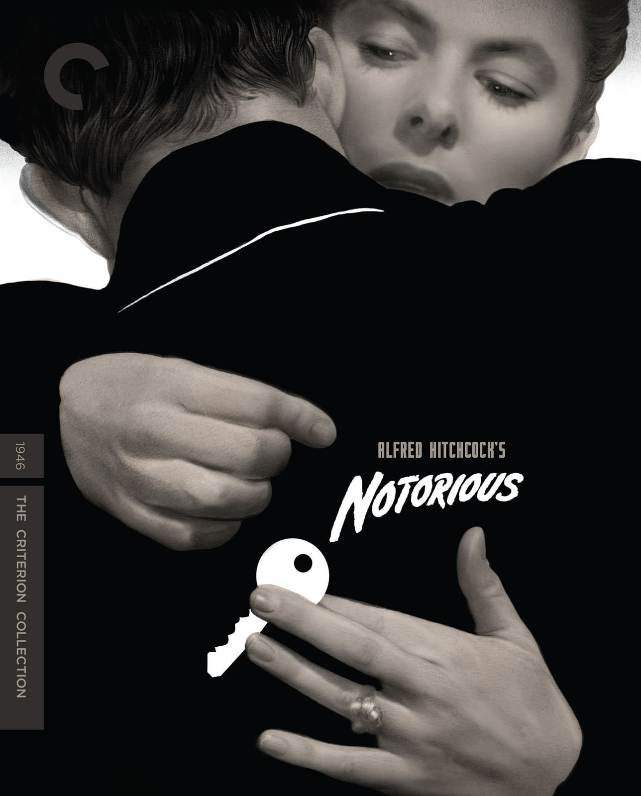 Notorious (The Criterion Collection)(Blu-ray)(Region A)