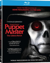 Puppet Master: The Littlest Reich (Blu-ray)