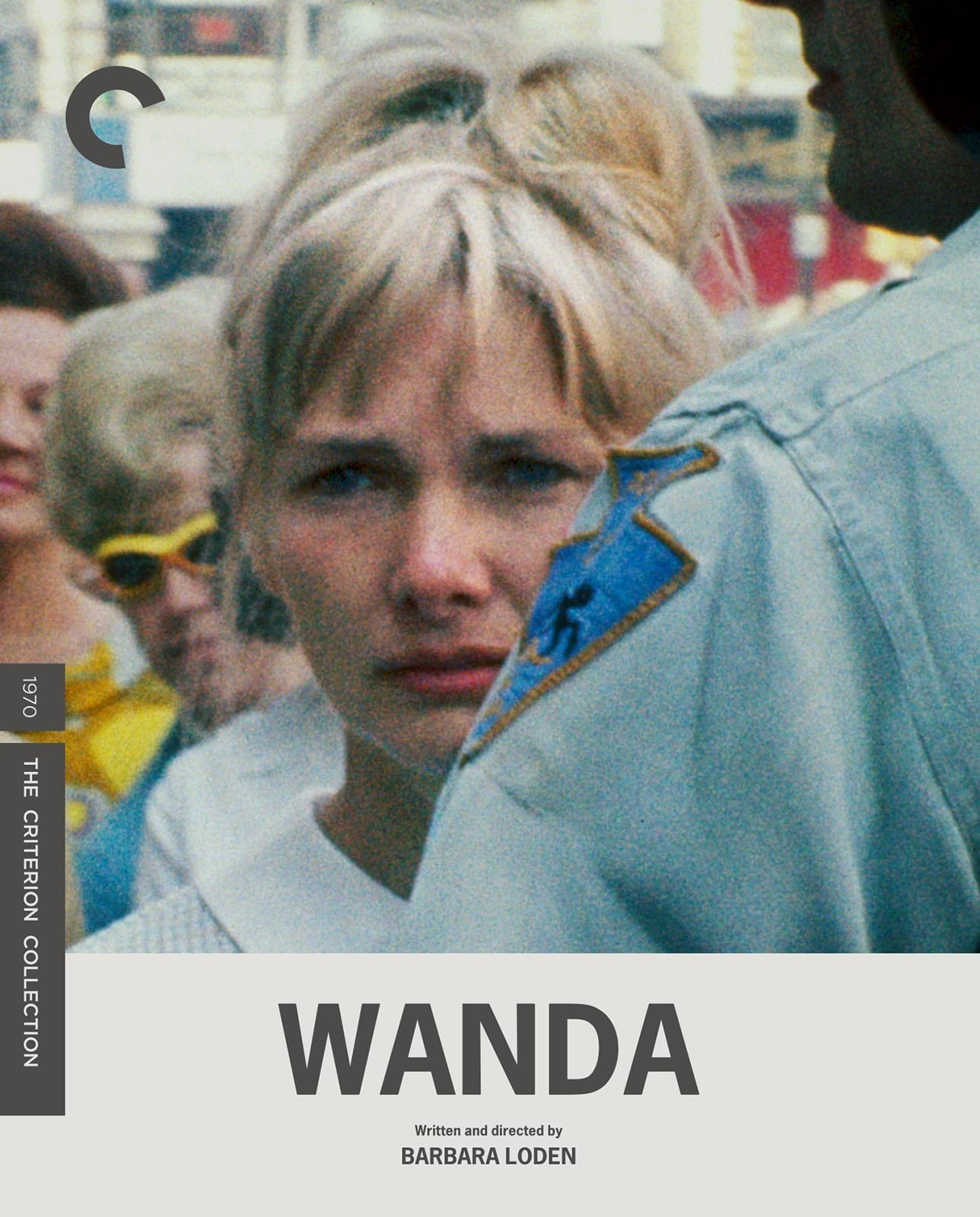 Wanda (The Criterion Collection)(Blu-ray)(Region A)