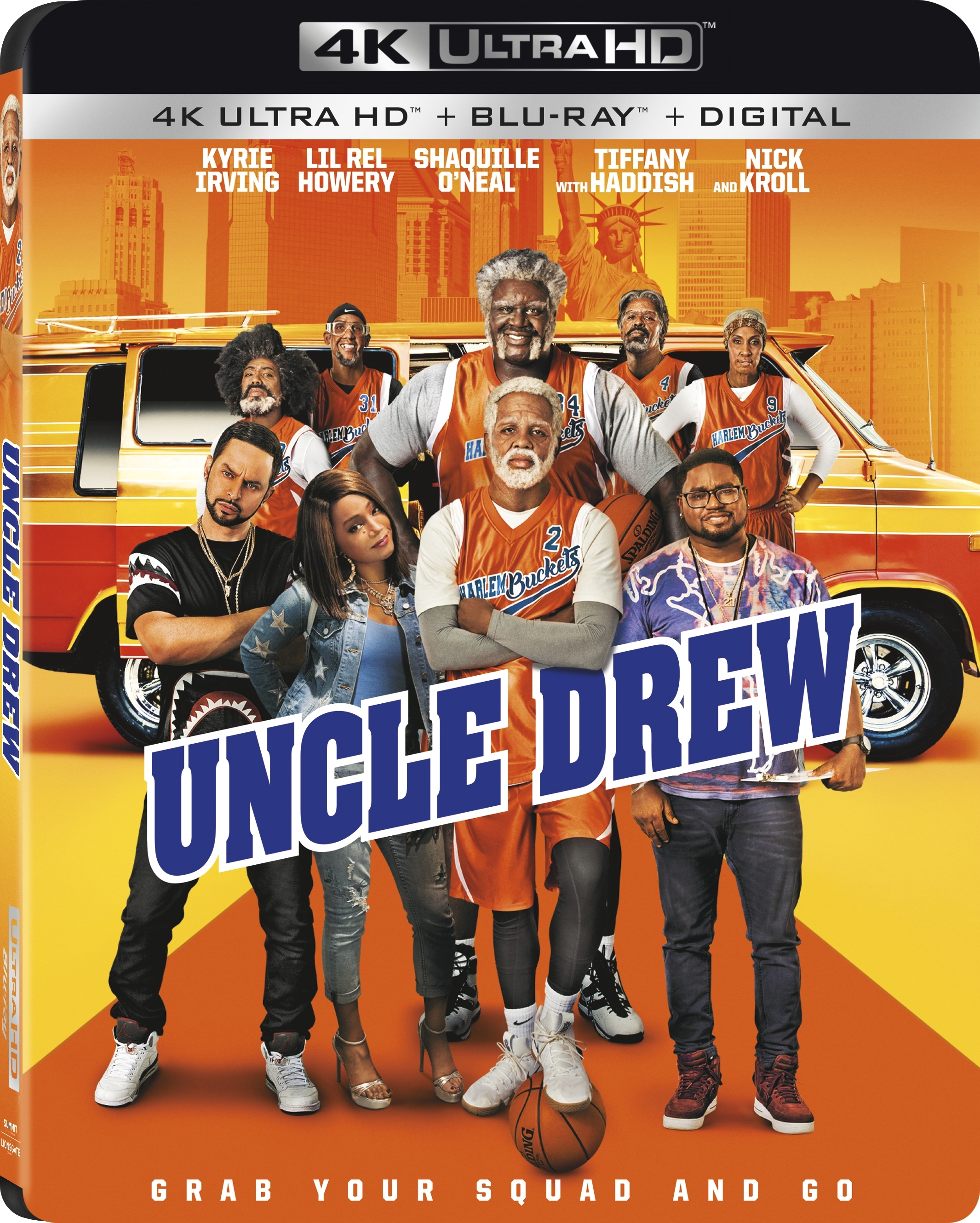 Uncle Drew 4K (2018) Ultra HD Blu-ray