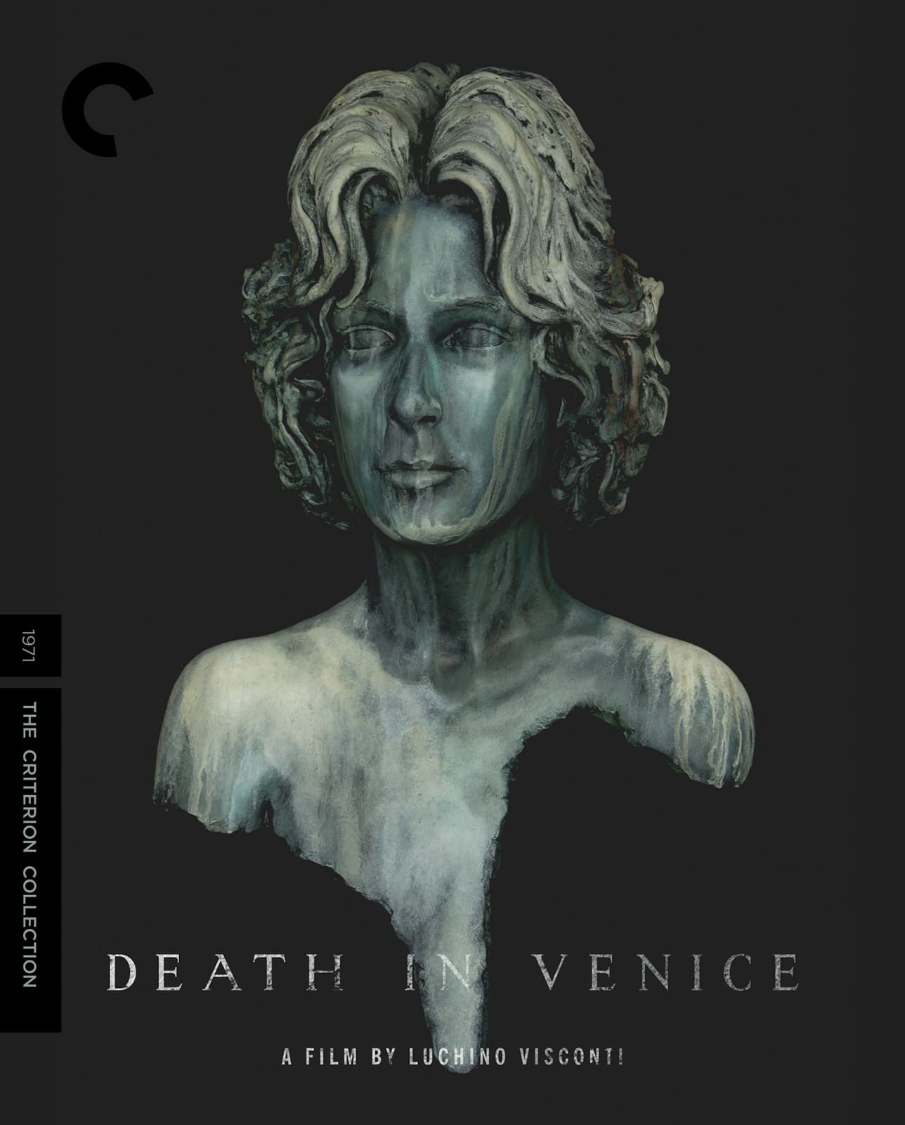 Death in Venice (The Criterion Collection)(Blu-ray)(Region A)(Pre-order / Feb 19)