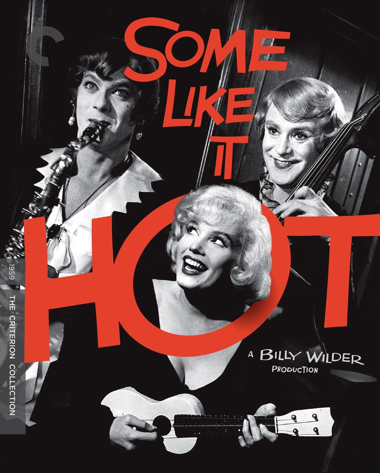 Some Like It Hot (The Criterion Collection)(Blu-ray)(Region A)