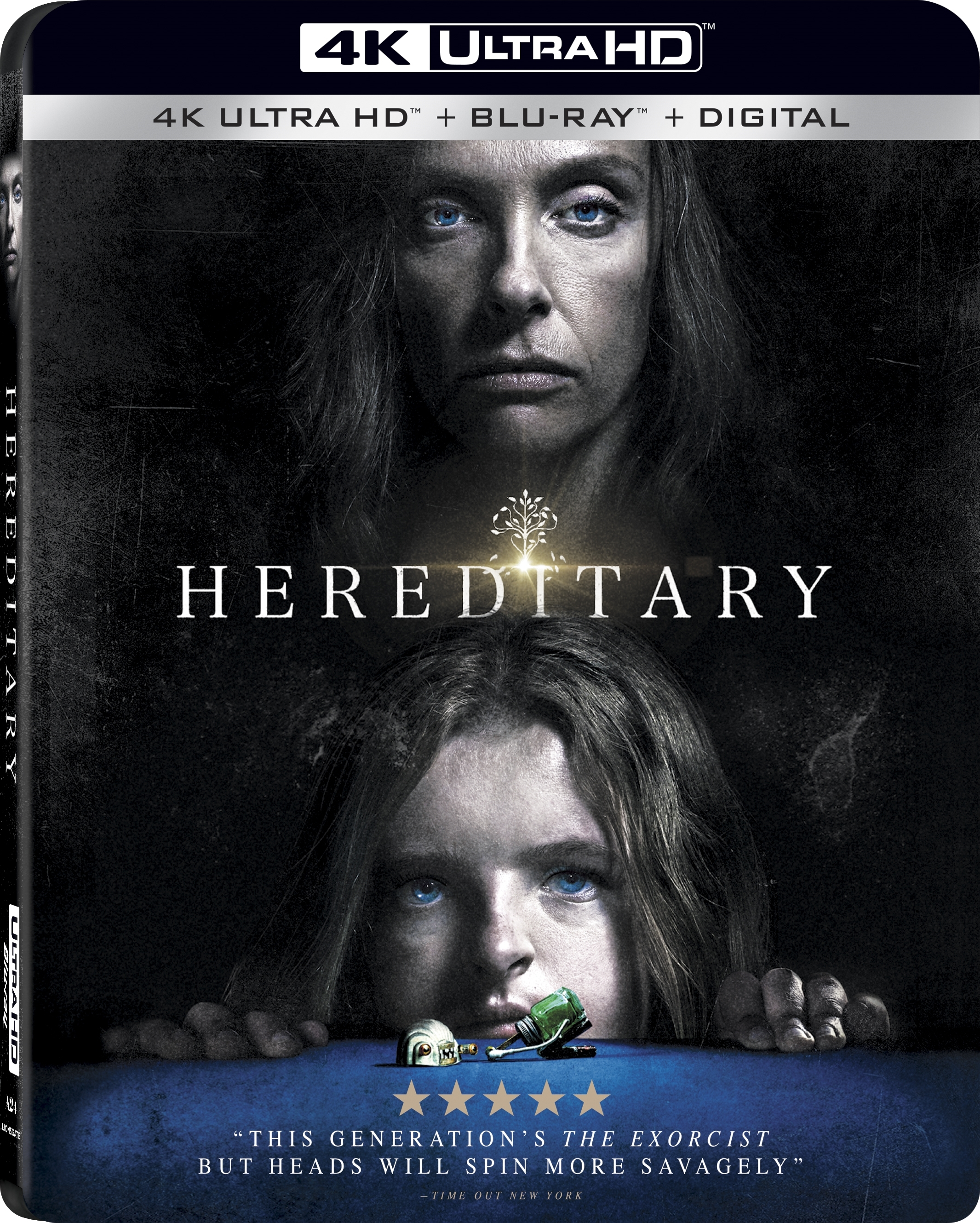 Hereditary (2018) 4K Ultra HD Blu-ray